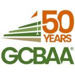 Logo GCBAA 50 Jahre